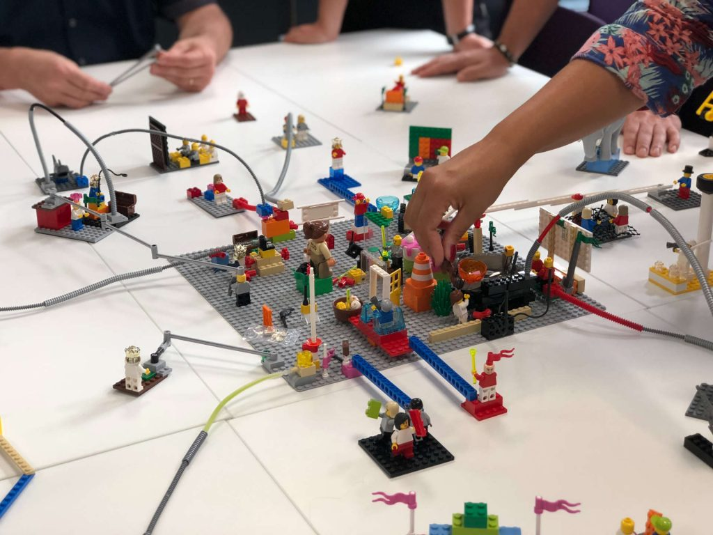 TeamBuilding - LEGO® Serious Play